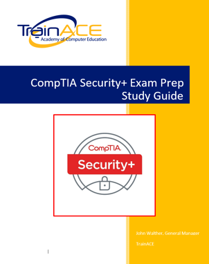 2021 Security+ Study Guide Cover