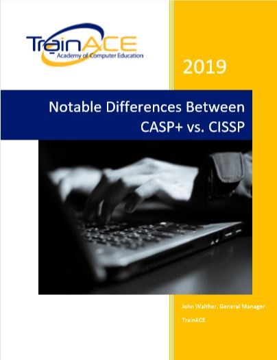 CASP vs CISSP Cover
